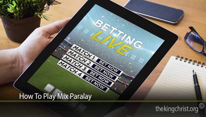 How To Play Mix Paralay